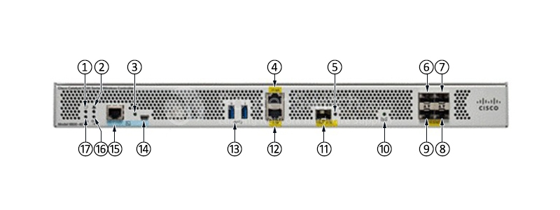 C9800-40-K9 Price - Cisco WLAN Controller