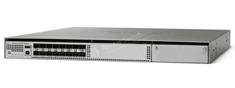 WS-C4500X-16SFP+ Appearance
