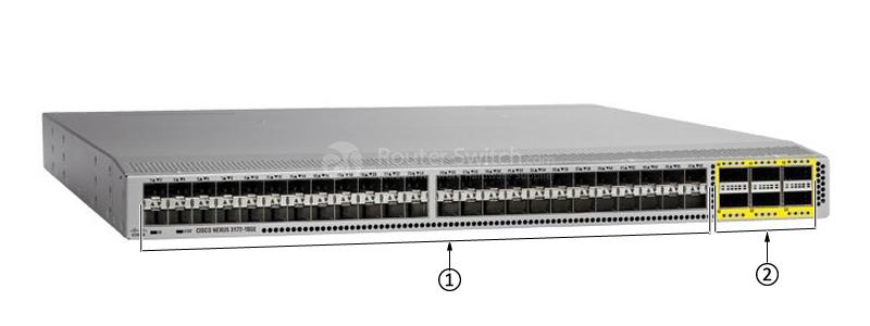 Compatible SFP-10G-ER for Cisco Nexus 3000 Series N3K-C3172TQ-XL