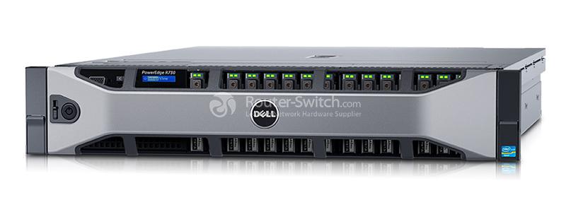 Dell PowerEdge R730 Xeon E5-2630 v4 16GB 2TB SAS H330 Rack Server