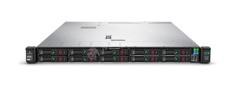 HPE DL360 Gen10 8SFF Server Front View