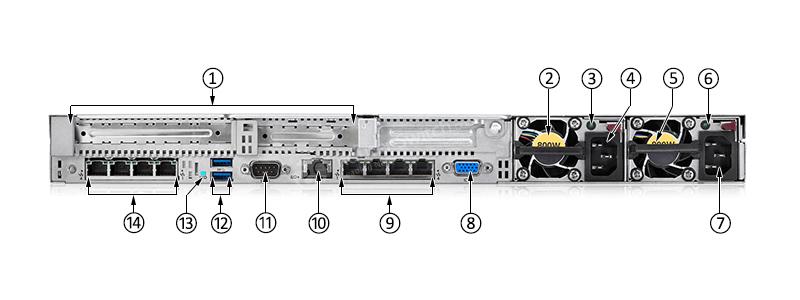 HPE-818208-B21-Rear