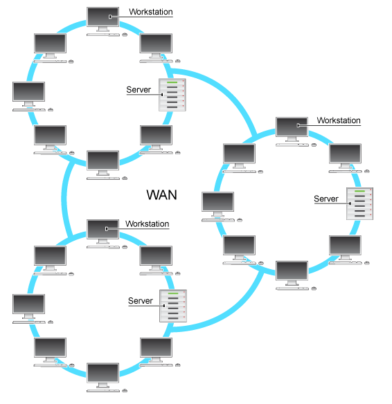 wan-wide area network example