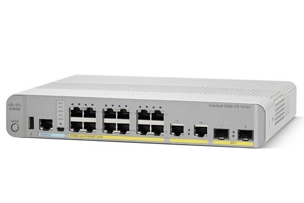 Cisco Catalyst 3560-CX: Compact Campus LAN Switches