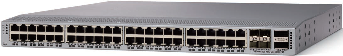 Cisco Nexus 9348GC-FXP Switch