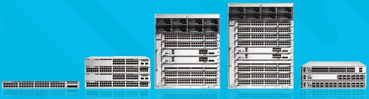 Cisco Catalyst 9200 vs  9300 vs  9400 vs  9500