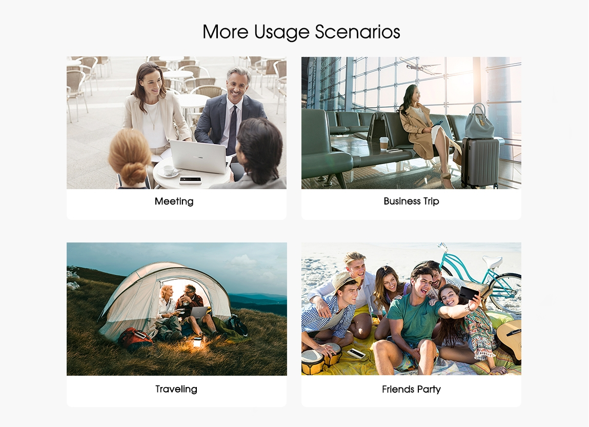 huawei 5g mobile wifi-more usage scenarios