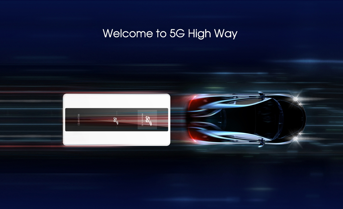 huawei 5g mobile wifi pro-5g high way