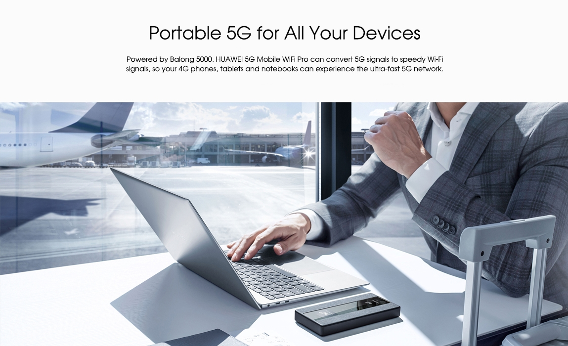 huawei 5g mobile wifi pro-for All Your Devices
