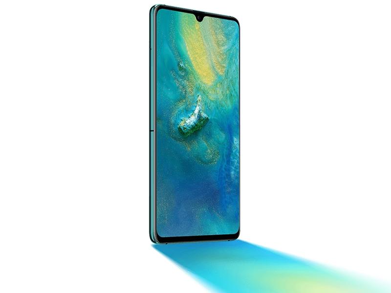 Huawei Mate 20 X (5G) appearance