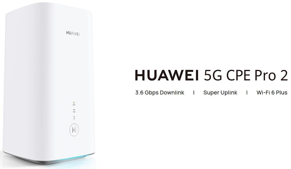 Huawei 5G CPE Pro 2-1