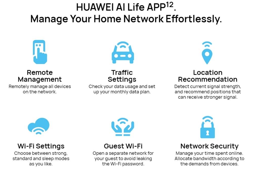 Huawei 5G CPE Pro 2-12