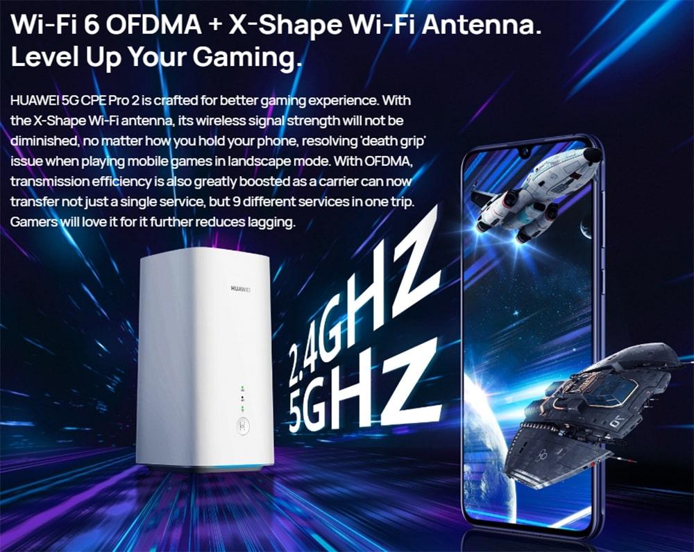 Huawei 5G CPE Pro 2-8
