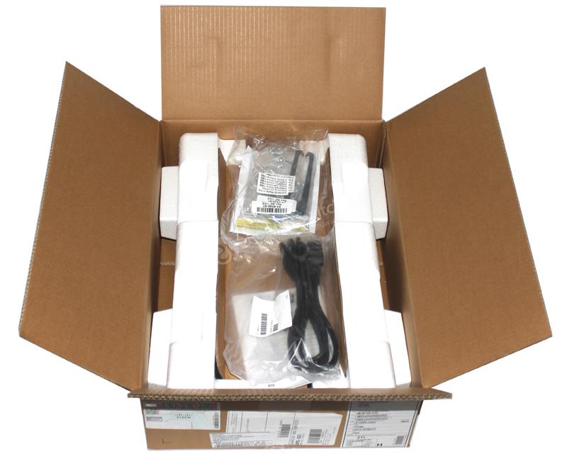 WS-C2960X-24TS-LL Unboxing
