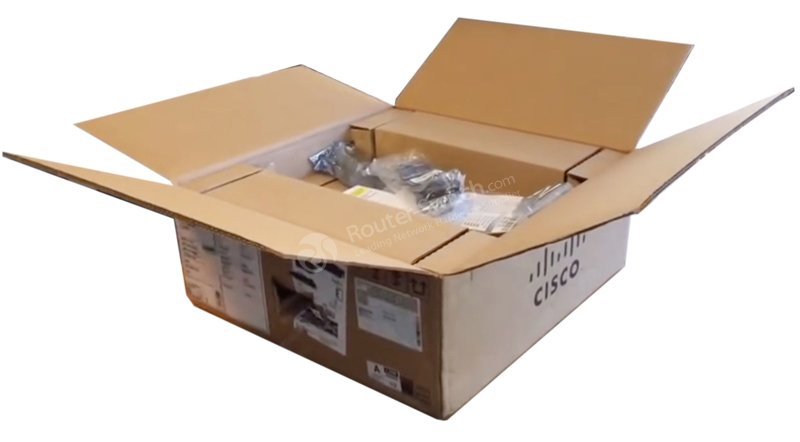 WS-C3850-12S-S unboxing view